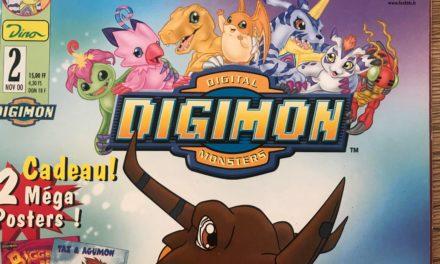 Magazine Digimon – Numéro 02