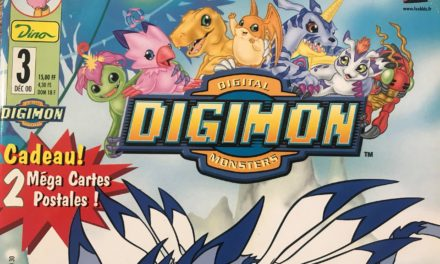 Magazine Digimon – Numéro 03