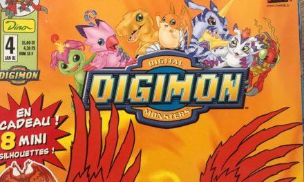 Magazine Digimon – Numéro 04