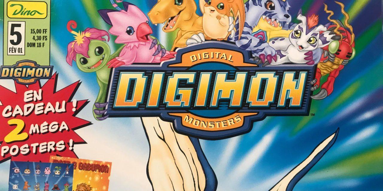 Magazine Digimon – Numéro 05