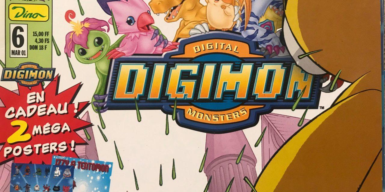 Magazine Digimon – Numéro 06