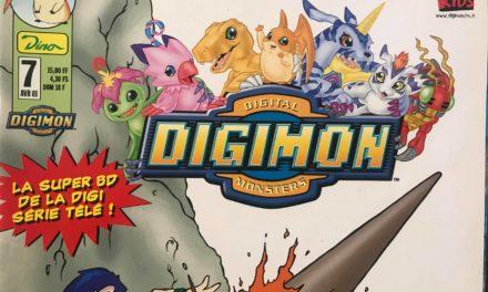Magazine Digimon – Numéro 07