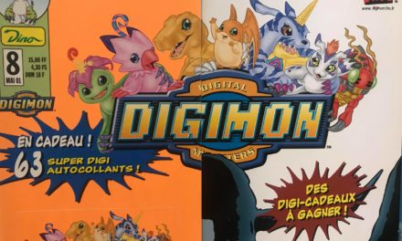 Magazine Digimon – Numéro 08
