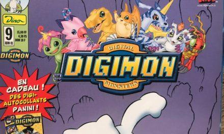 Magazine Digimon – Numéro 09