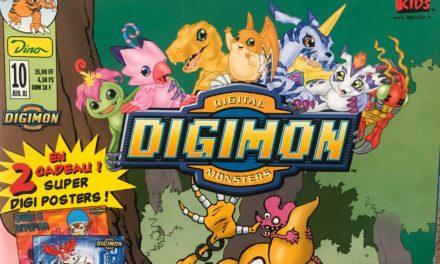 Magazine Digimon – Numéro 10