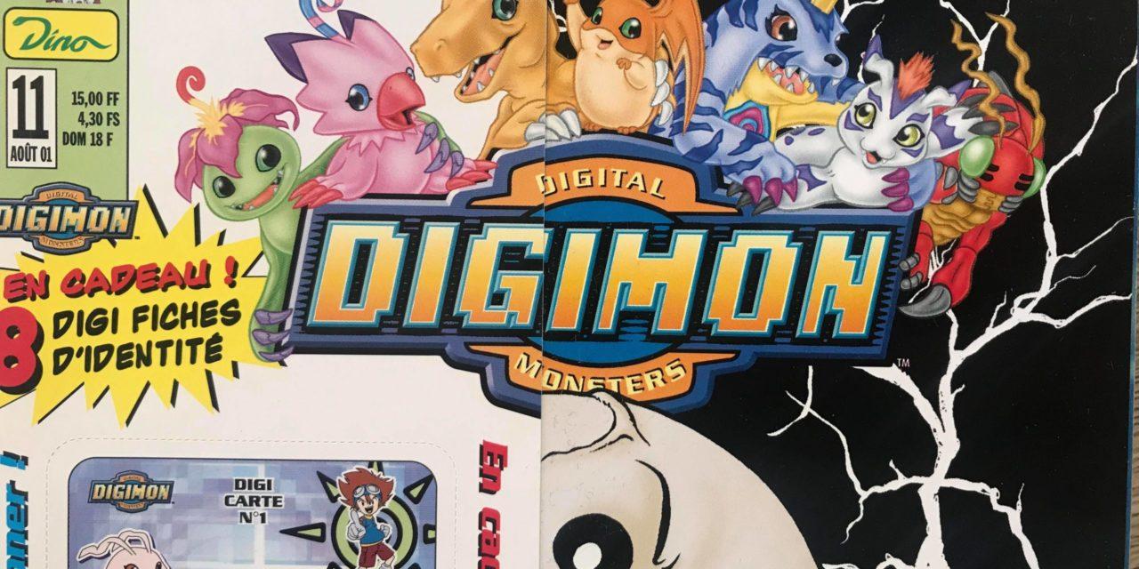 Magazine Digimon – Numéro 11