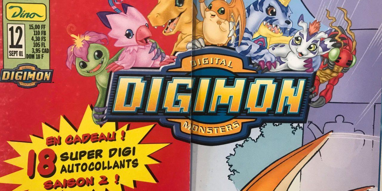 Magazine Digimon – Numéro 12