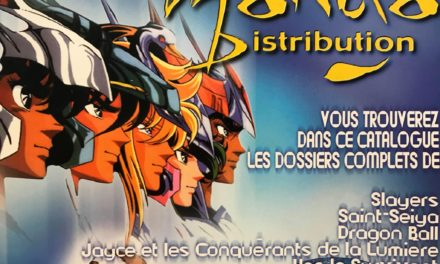Manga Distribution – Numéro 02