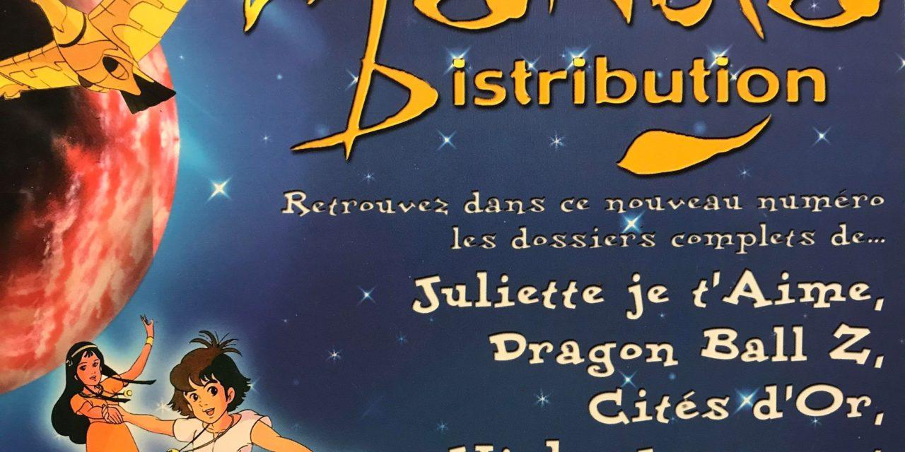 Manga Distribution – Numéro 03