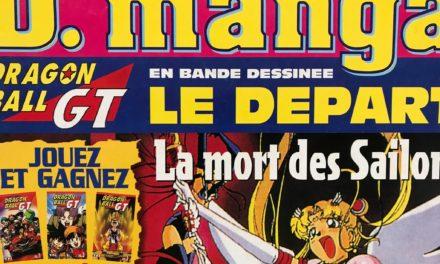 D Mangas – Numéro 452
