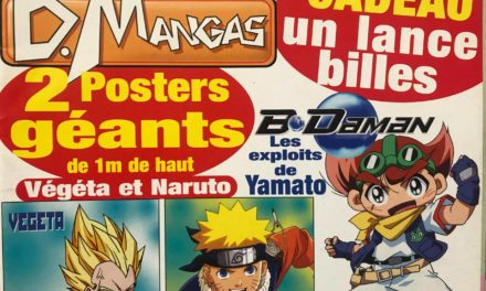 D Mangas – Hors Série Numéro 65