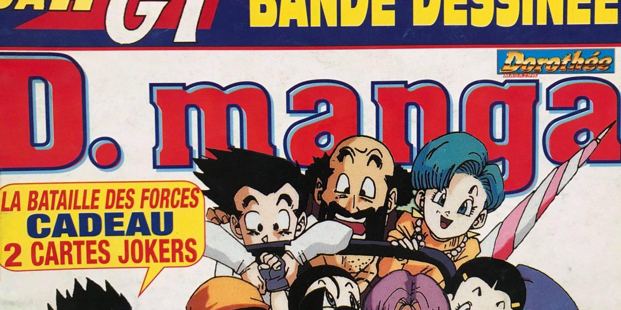 D Mangas – Numéro 448