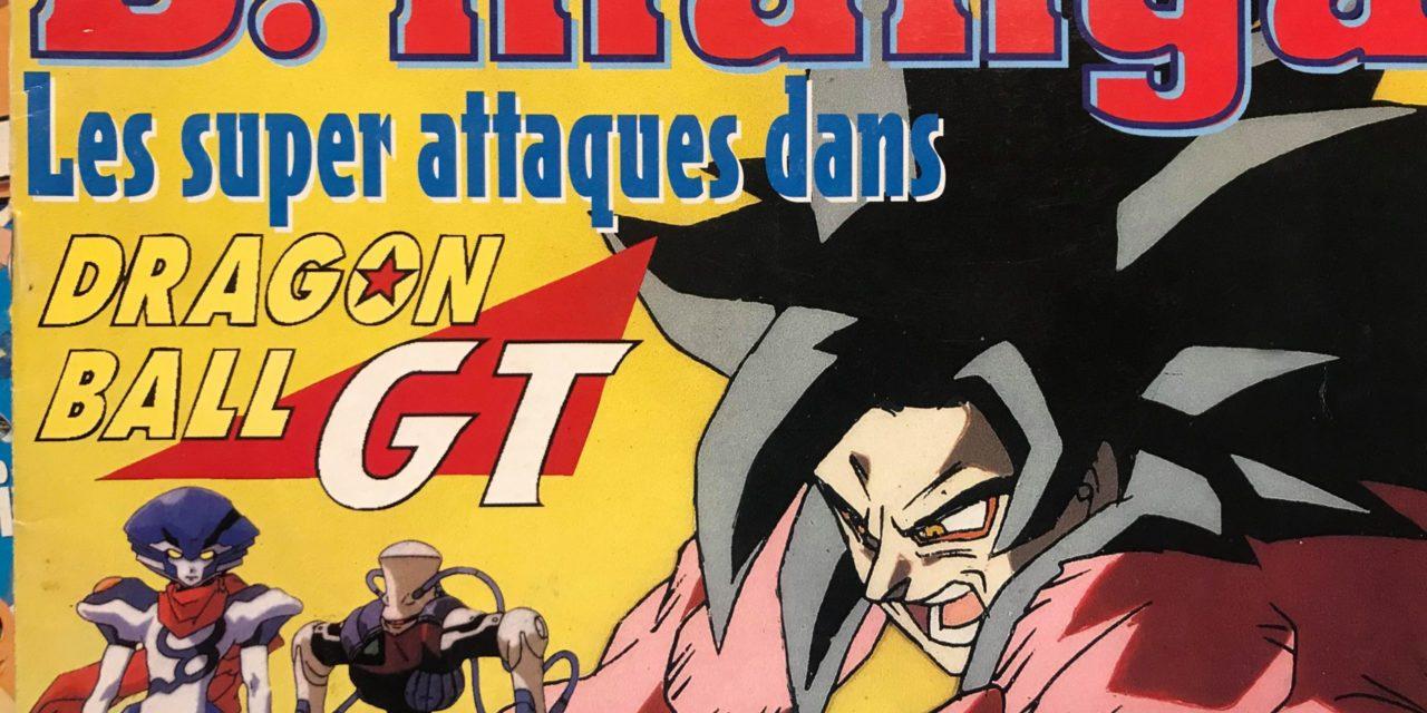 D Mangas – Numéro 456