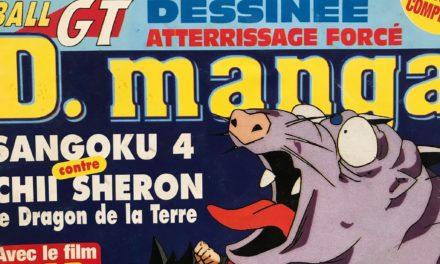 D Mangas – Numéro 450