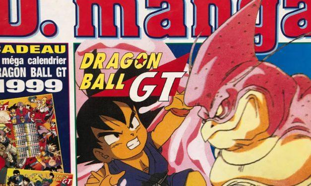 D Mangas – Numéro 447