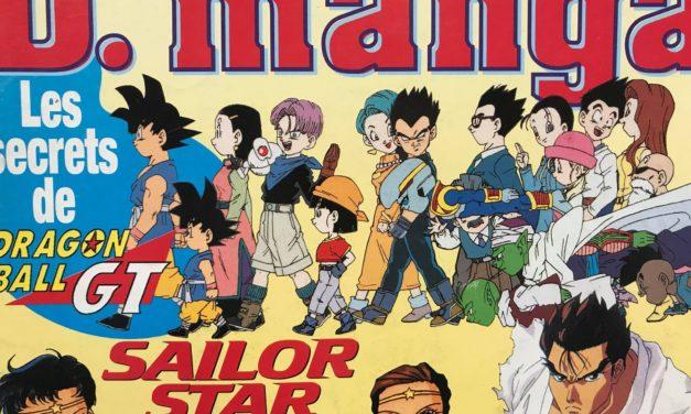 D Mangas – Numéro 454