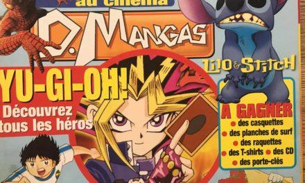 D Mangas – Numéro 489