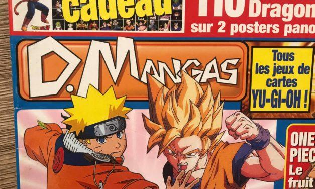D Mangas – Numéro 529