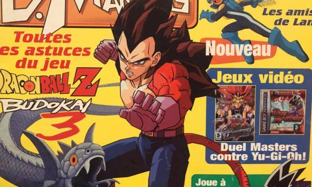 D Mangas – Numéro 520