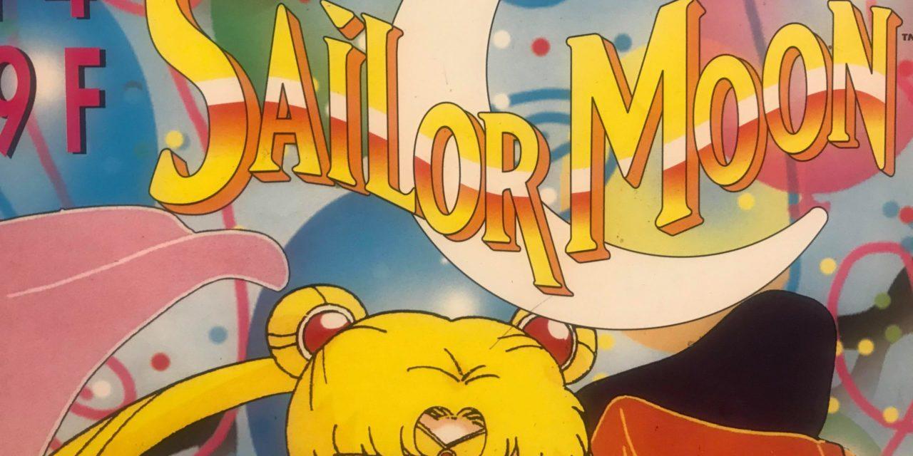 Sailor Moon – numéro 04