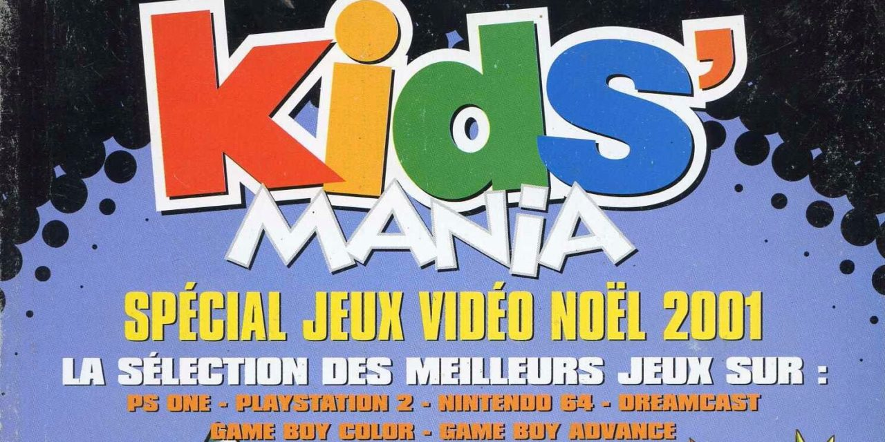 Kids Mania – Hors Série Numéro 02