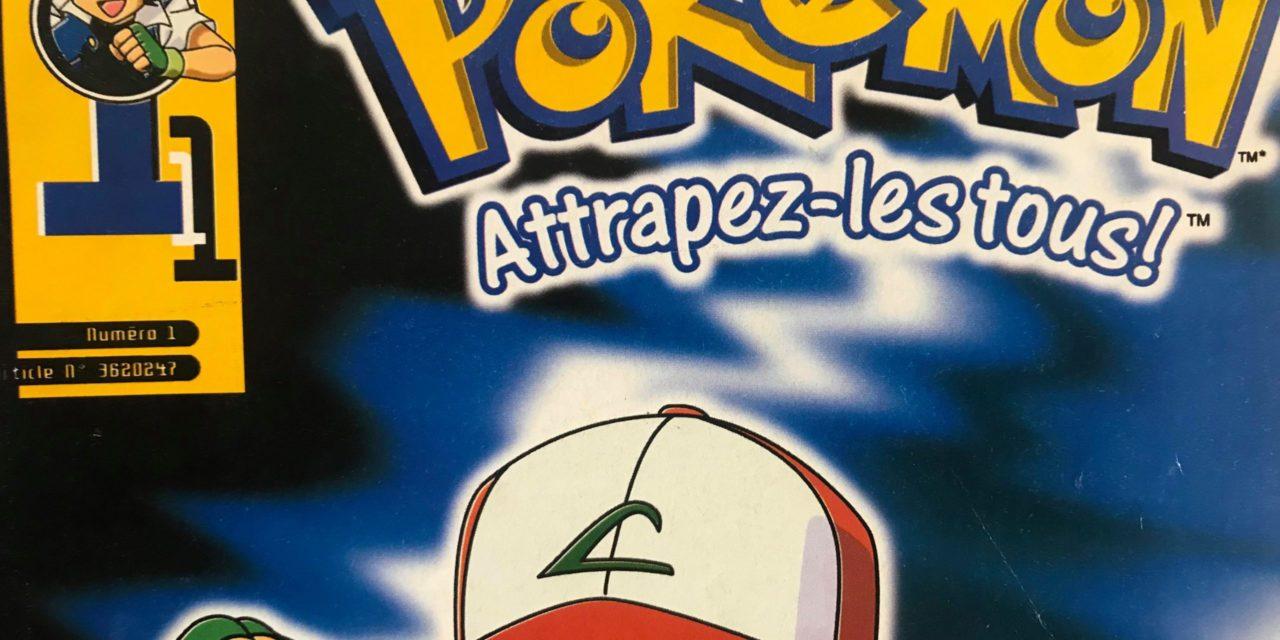 Magazine Pokémon – Numéro 01