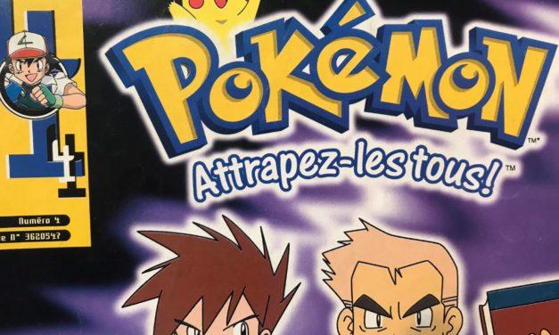 Magazine Pokemon – Numéro 04