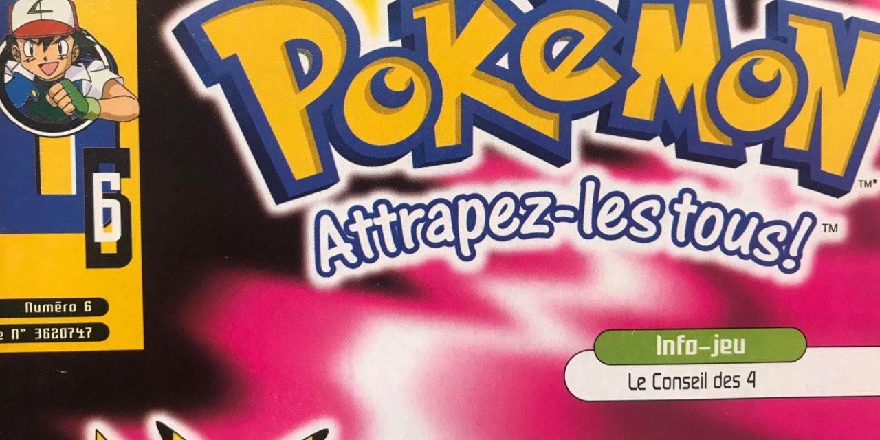 Magazine Pokemon – Numéro 06