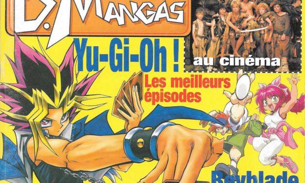 D Mangas – Numéro 509