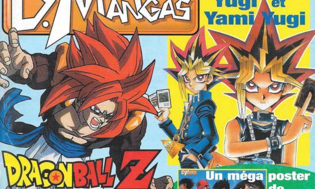 D Mangas – Numéro 522