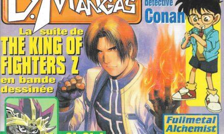 D Mangas – Numéro 524