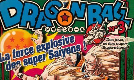 Dragon Ball – Le Manga de Légende – Numéro 03