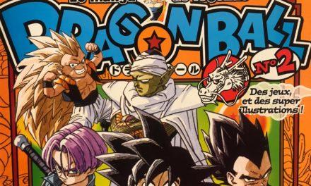 Dragon Ball – Le Manga de Légende – Numéro 02