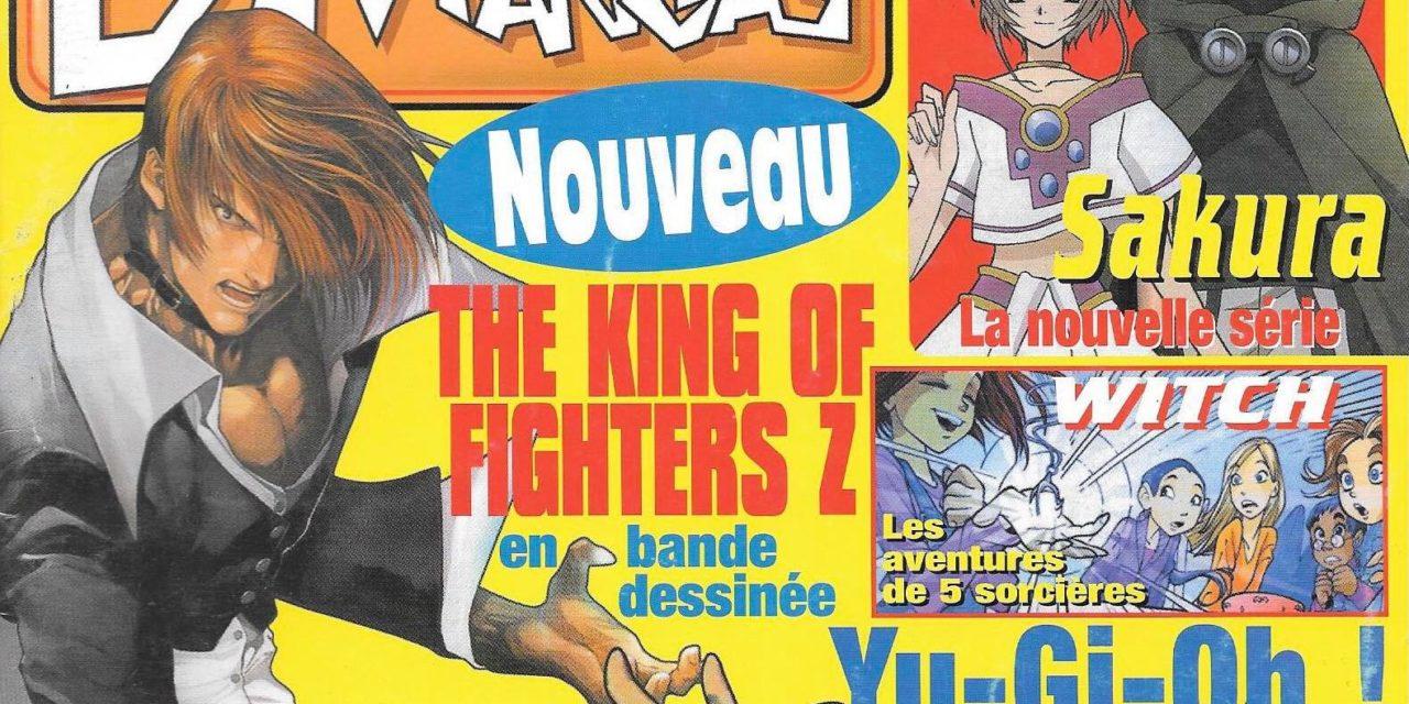 D Mangas – Numéro 523
