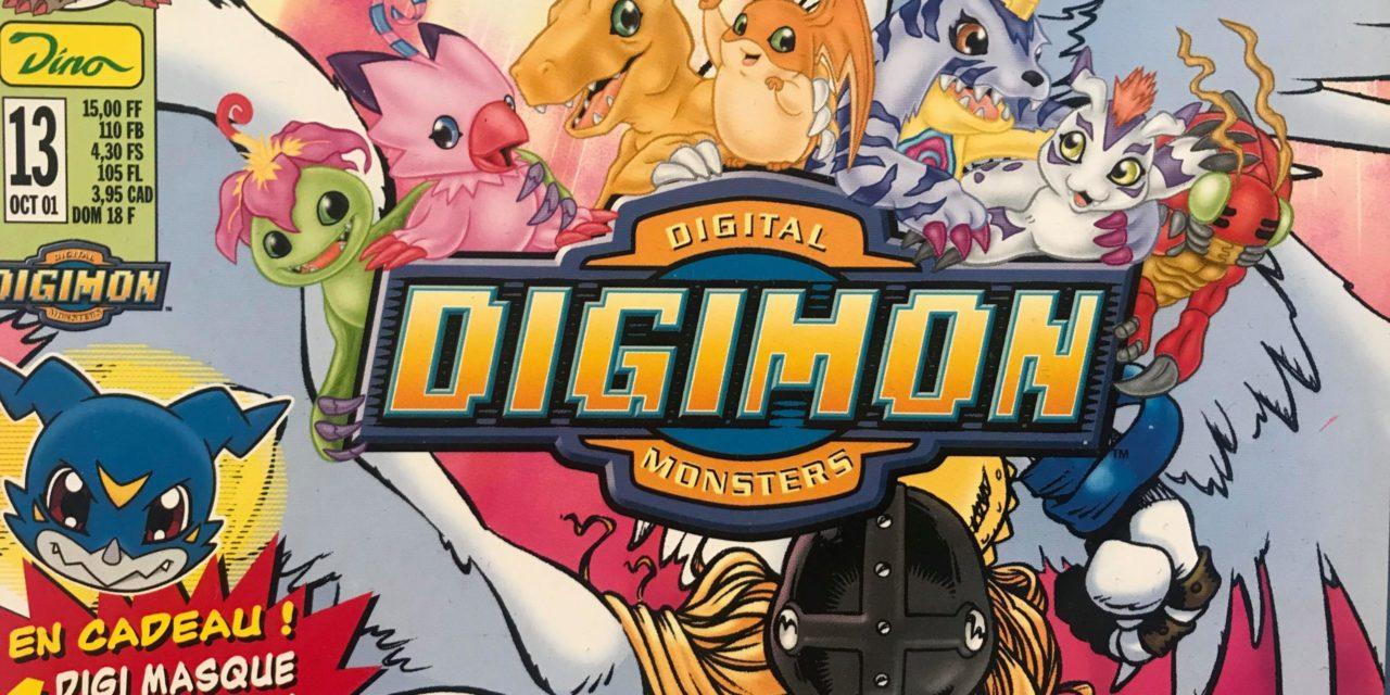 Magazine Digimon – Numéro 13
