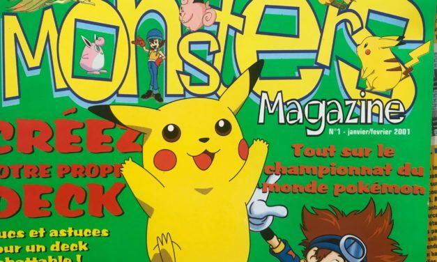 Monsters Magazine – Numéro 01