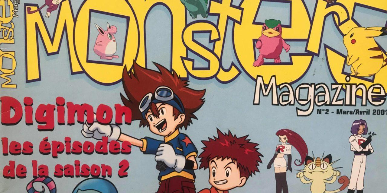 Monsters Magazine – Numéro 02