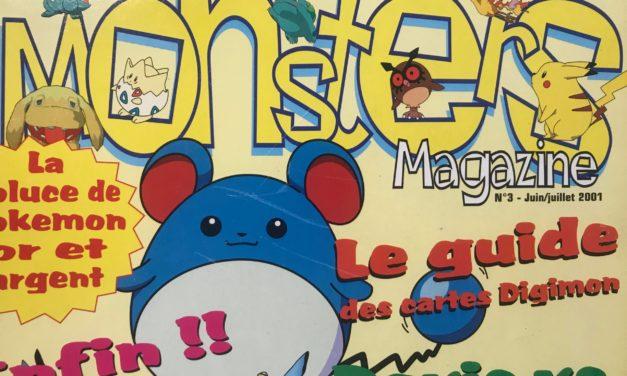 Monsters Magazine – Numéro 03