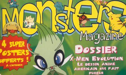 Monsters Magazine – Numéro 06