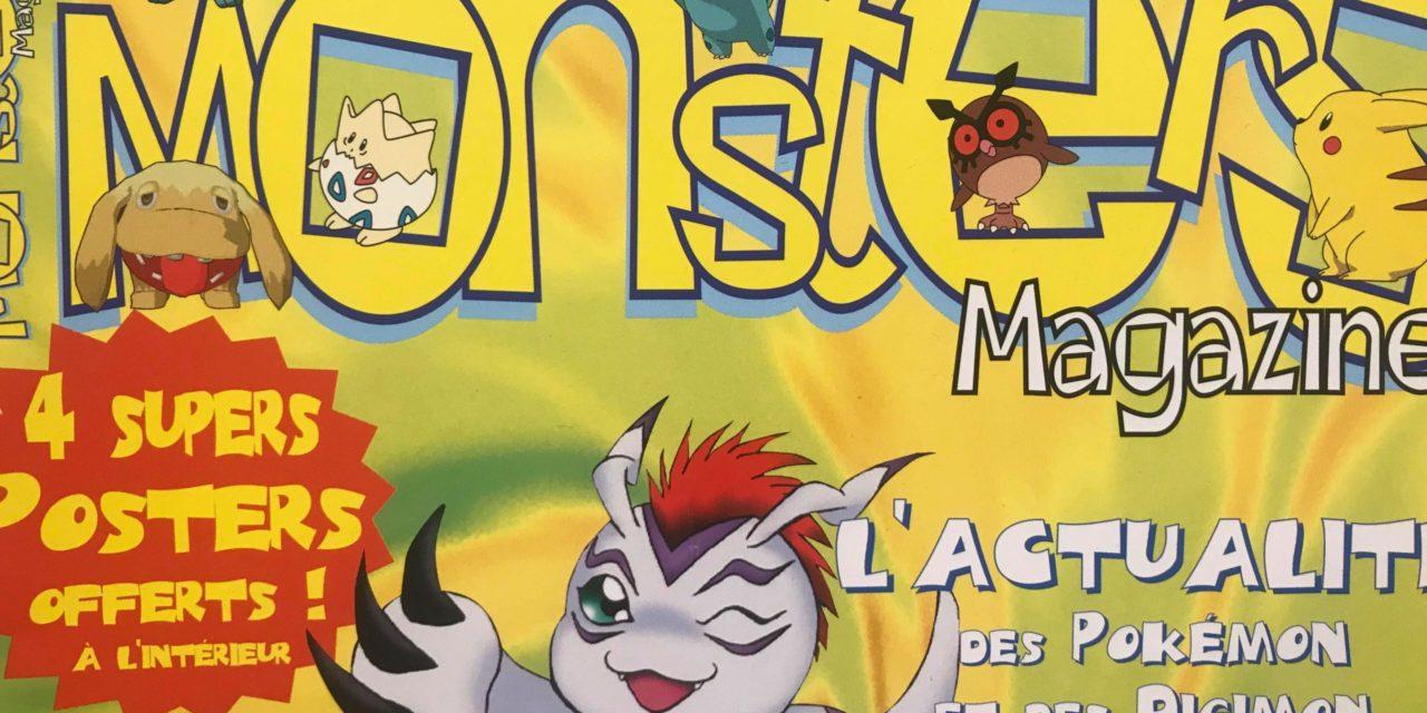 Monsters Magazine – Numéro 07