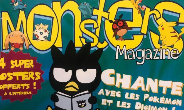 Monsters Magazine – Numéro 08
