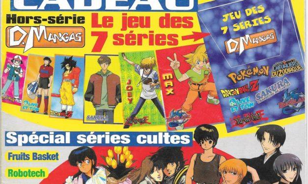 D Mangas – Hors Série Numéro 52