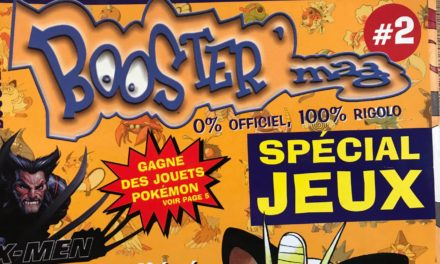 Booster Mag – Numéro 02