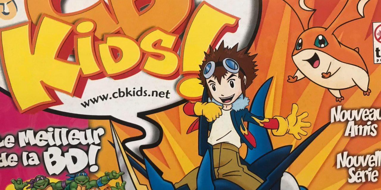CB Kids – Numéro 08