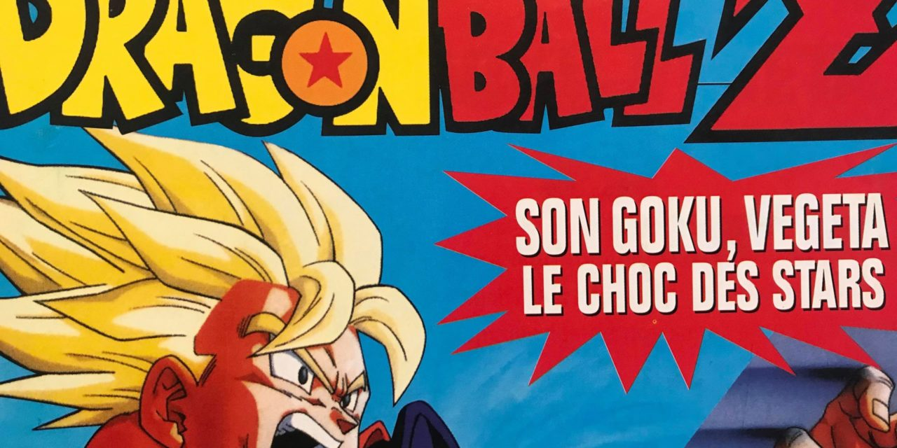 Dragon Ball Z – Collector Inédits – 01
