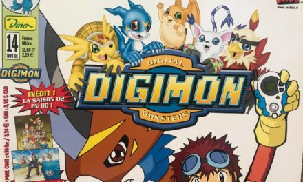 Magazine Digimon – Numéro 14