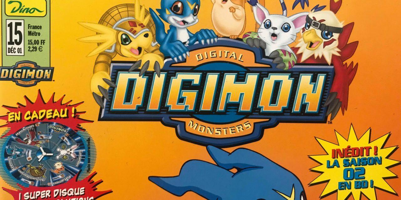 Magazine Digimon – Numéro 15