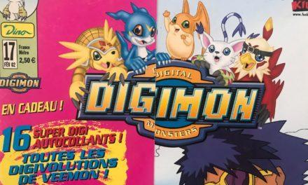 Magazine Digimon – Numéro 17