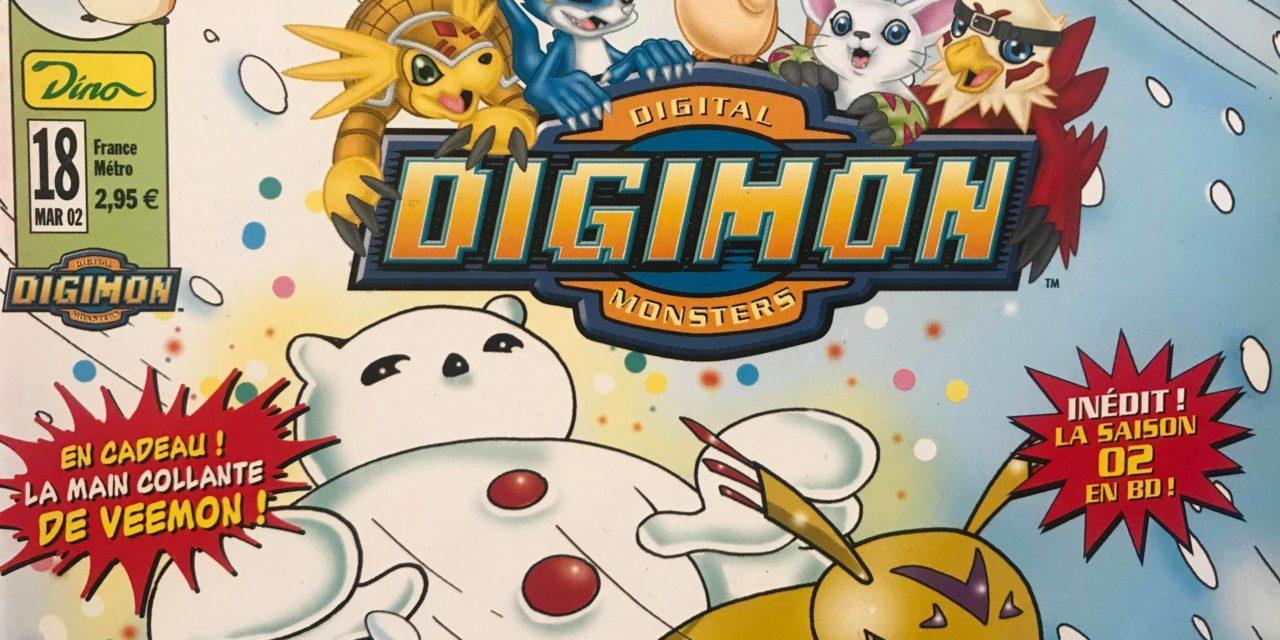 Magazine Digimon – Numéro 18