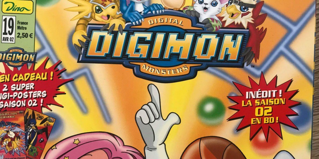 Magazine Digimon – Numéro 19
